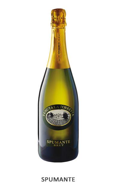 SPUMANTE Vitigni: Chardonnay 70% - Pinot Nero 30% Elaborato con Metodo classico